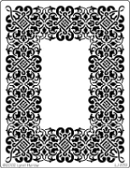 Lace Rectangle