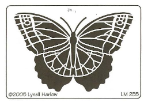 Butterfly  - Scalloped Wing