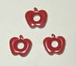 "Red Apple 1/8"" Eyelets"