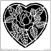 Rose in Heart