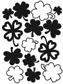 Darice A2 Embossing Folder - St. Patrick's Day