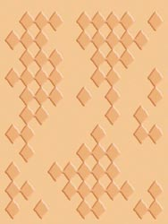 Cuttlebug Embossing Folder - Diamonds in the Rough