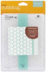 "Cuttlebug 5"" x 7"" Embossing Folder/Border Set  - Honeycomb"
