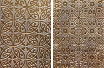 M-Bossabilities Reversible A4 Embossing Folder - Ornamental Iron