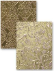 M-Bossabilities Reversible A2 Embossing Folder - Enchanted