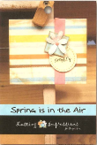 Spring is in the Air Idea Book
