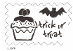Trick or Treat Cupcake